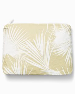Day Palms Mid-Sized Pouch