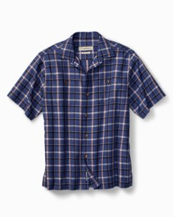 Original Fit Peninsula Plaid IslandZone® Camp Shirt
