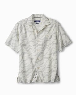 Original Fit Retsina Waves IslandZone Camp Shirt