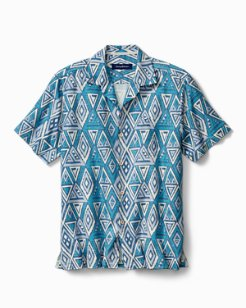 Original Fit Trio Geo IslandZone® Camp Shirt