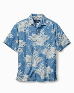 Original Fit Sand-torini Blooms IslandZone® Camp Shirt