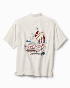 Original Fit Pelican Cigars Collector's Camp Shirt