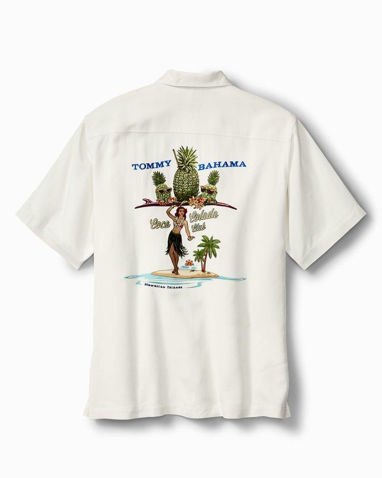 Main Image for Original Fit Coca Colada Camp Shirt