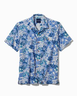 Original Fit Subtropical Palm IslandZone® Camp Shirt