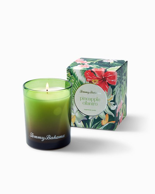 Paradise Blends Boxed Poured Candle