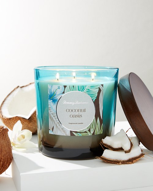 Paradise Blends Large Multi-Wick Jar Candle