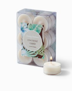Paradise Blends Tealights - Set Of 12