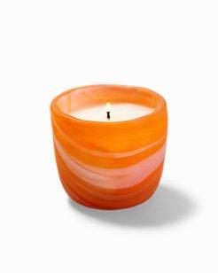 Swirl Votive Candle