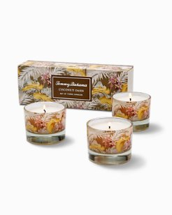 Printed Tealight  Set