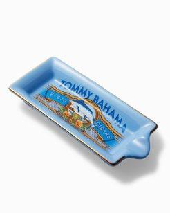 Viejo Azul Mini Rectangular Ashtray