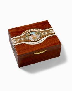 Hula Paradise Cigar Humidor