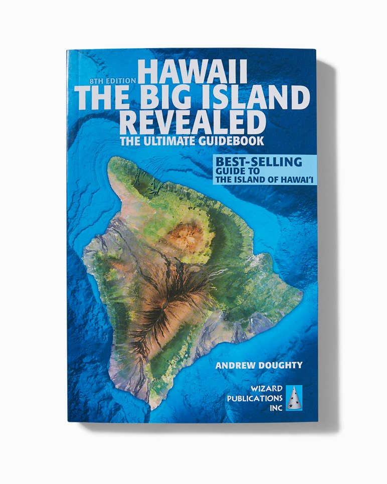 Main Image for Hawaii The Big Island Revealed: The Ultimate Guidebook 8th Edition