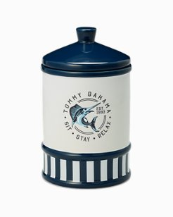 Small Pet Snack Cannister