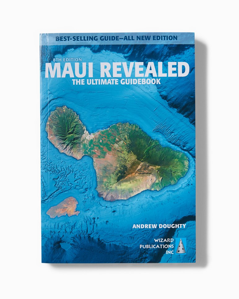 Main Image for Maui Revealed: The Ultimate Guidebook 8th Edition