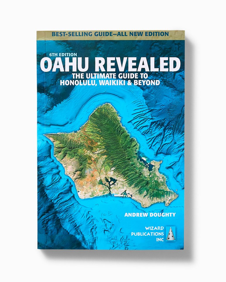Main Image for Oahu Revealed: The Ultimate Guide to Honolulu, Waikiki & Beyond 6th Edition