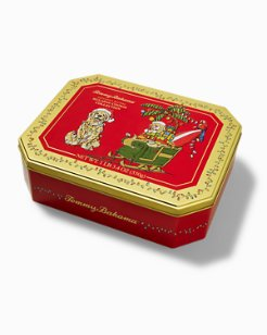 Huladay Express Cookie Tin