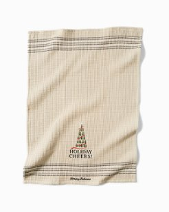 Holiday Cheers Bar Towel