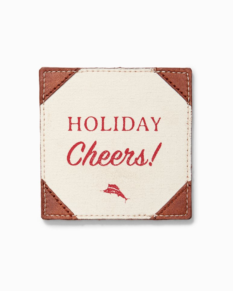 Main Image for Holiday Cheers Coaster