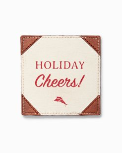 Holiday Cheers Coaster
