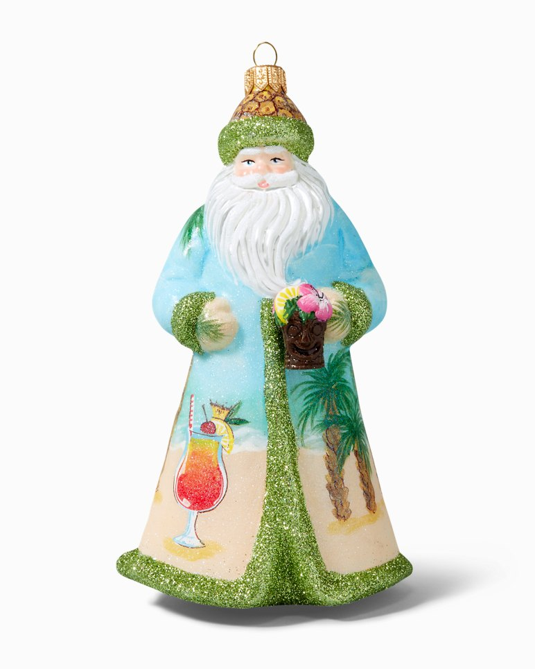 Main Image for Mai Tai Santa Ornament