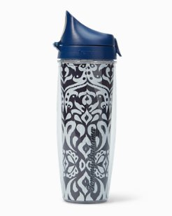Ikat Diamonds Tervis® Water Bottle