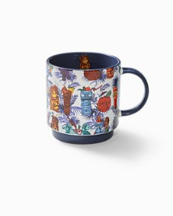 Tiki All The Time Mug