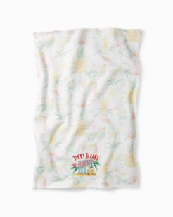 Marlin Bar Tea Towel