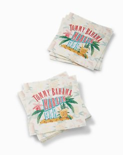 Marlin Bar Napkins - Pack of 20