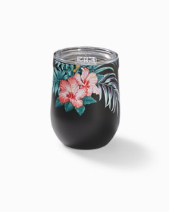 Garden Paradise 12-oz. Stemless Wine Glass