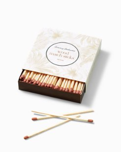 Tommy Bahama Matchstick Box