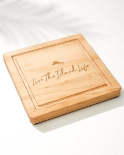 Live the Island Life Cutting Board
