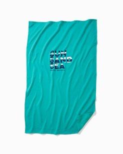 Sun Sand Sea Blanket