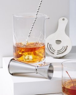 Mixologist 4-Piece Bar Set
