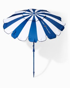 Stripe 7.5-Foot Beach Umbrella
