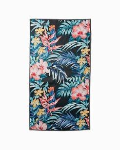 Garden Paradise Sand-Resistant Towel