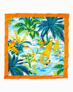 Windsurfer Beach Blanket