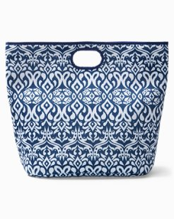 Ikat Diamonds Insulated Grab Bag