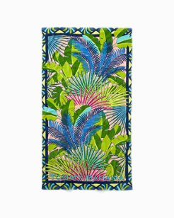Jungle Dreams Beach Towel
