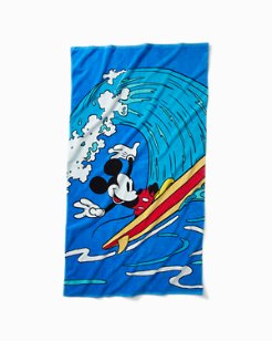 Disney Surf's Up Beach Towel
