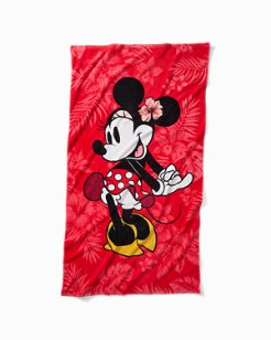 Disney Tropical Icon Beach Towel