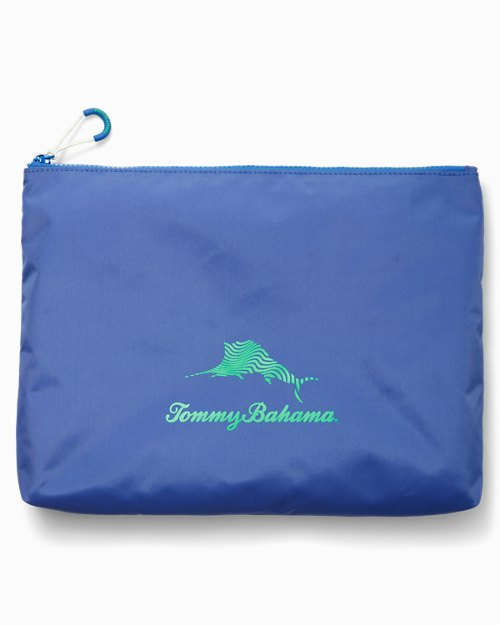 Wavy Marlin Swimsuit Bag