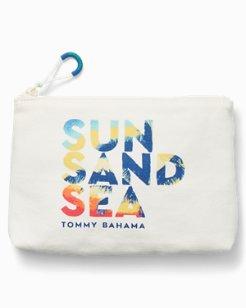 Sun Sand Sea Pouch