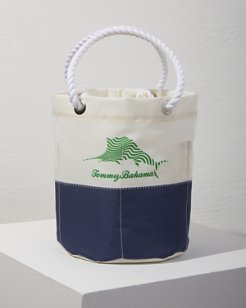 Sea Bags Wavy Marlin Bucket Bag