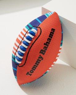 Nautical Stripe Aquatic Football