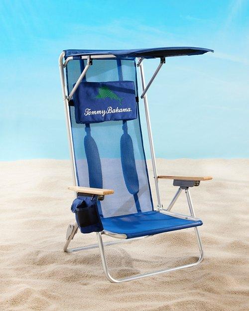 Wavy Marlin High Back Recliner Shade Chair