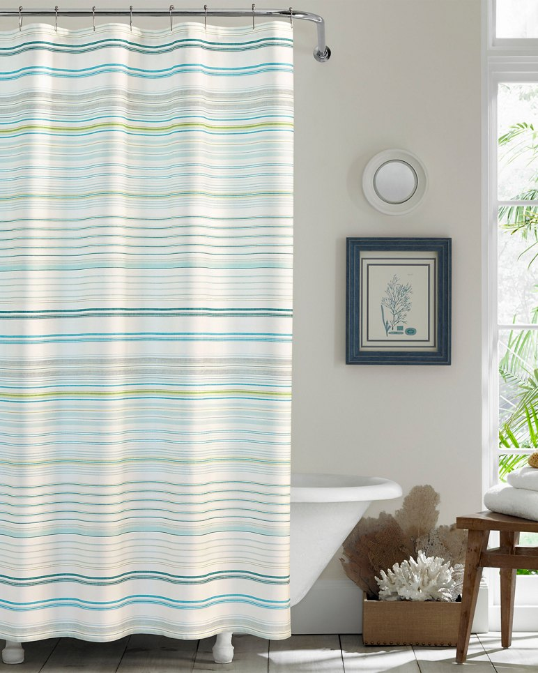 Main Image for La Scala Breezer Shower Curtain