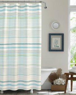 La Scala Breezer Shower Curtain