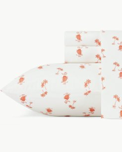 Waikiki Beach Sheet Set, Queen
