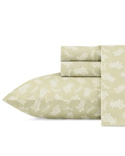 Aloha Pineapple California King Sheet Set