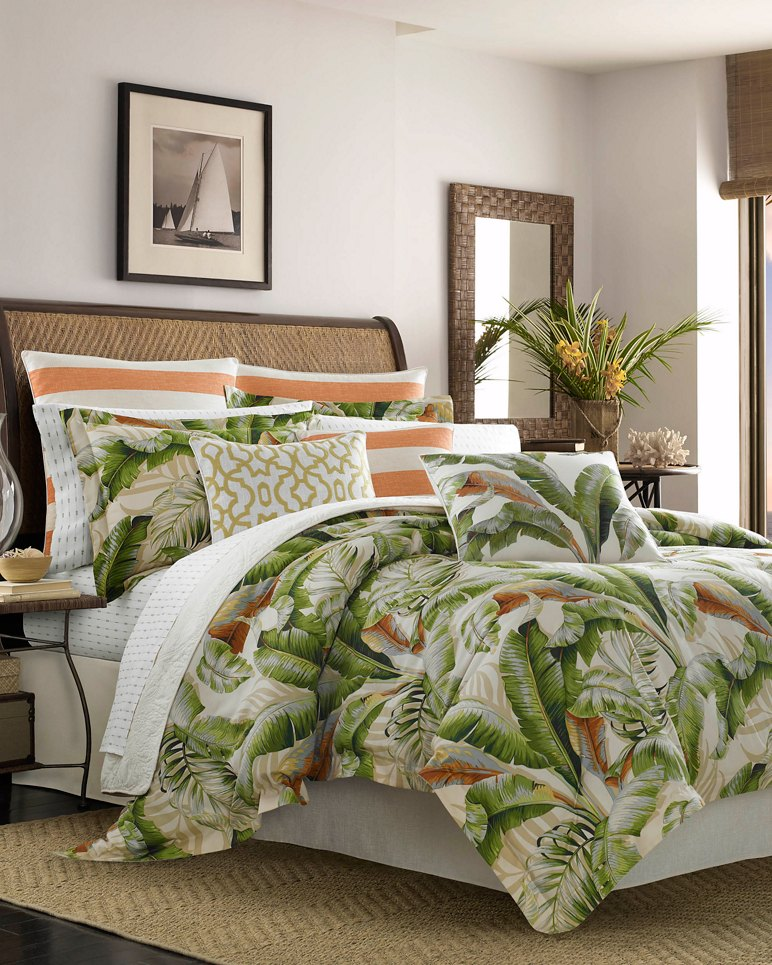 Main Image for Palmiers Queen Comforter Set